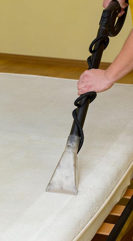 steam cleaning mattress